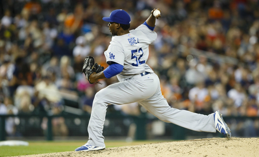 Pedro-baez-mlb-los-angeles-dodgers-detroit-tigers1