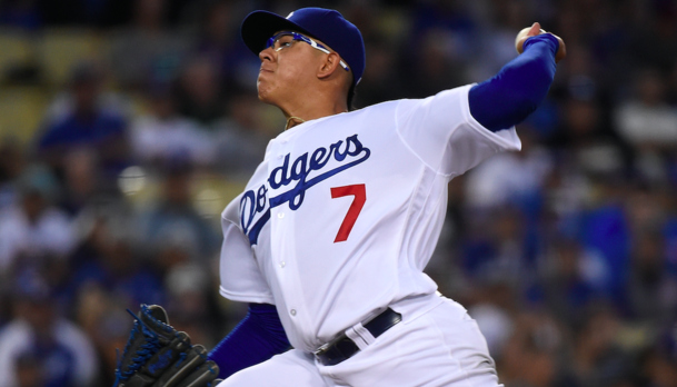 Urias+Dodgers+Debut