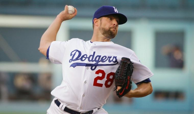 Bud+Norris+Dodgers+