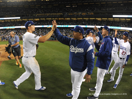 1250403e55f 2016 NLCS Game 3---Los Angeles Dodgers vs Chicago Cubs