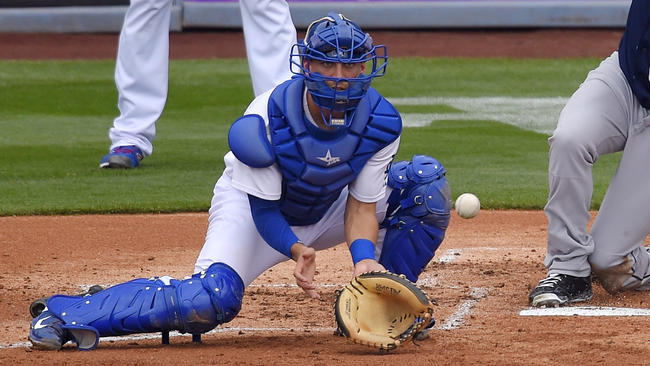 Dodgers Roster: Austin Barnes Set for First Full Big League Season – ThinkBluePC