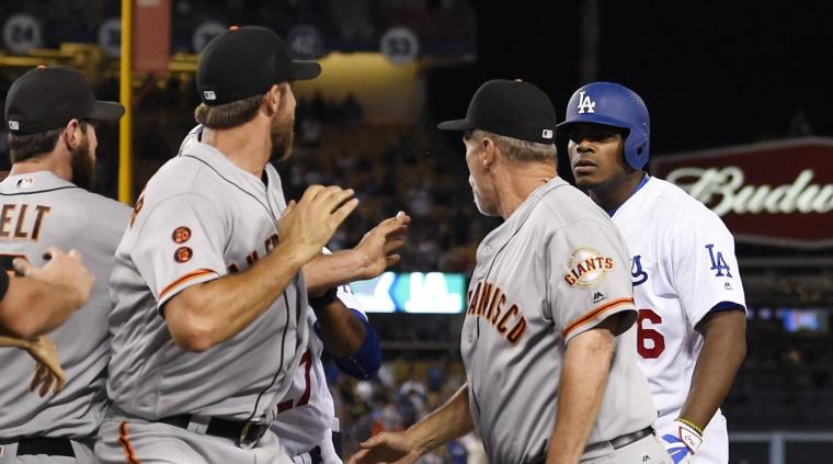 madison-bumgarner-yasiel-puig-brawl