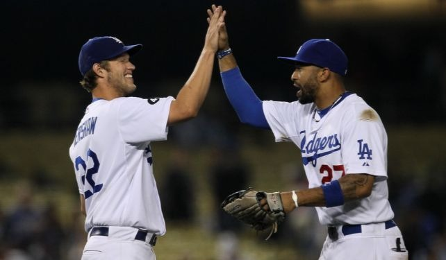 Clayton-Kershaw-Matt-Kemp