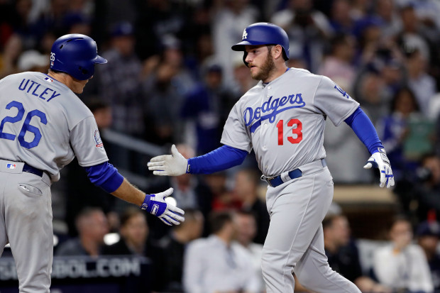 Dodgers, Max Muncy, Chase Utley, MLB