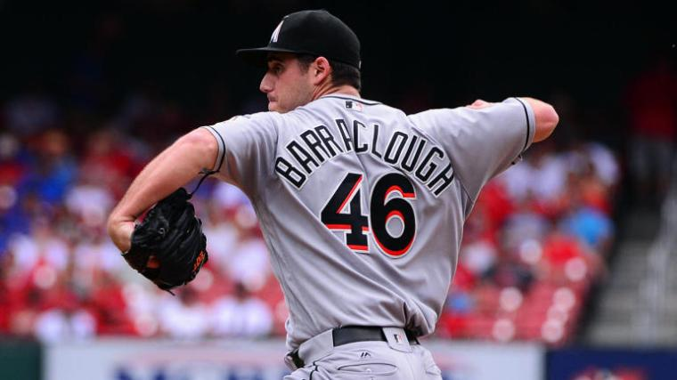 MLB: Miami Marlins at St. Louis Cardinals