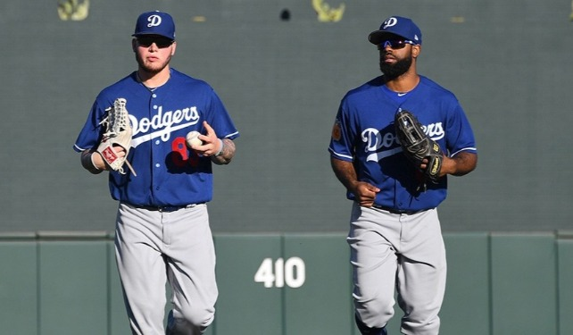 4ab663e3326 Dodgers 40-Man Roster  What Lies Ahead for Andrew Toles and Alex ...