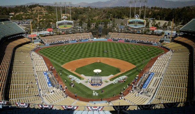 Dodgers Schedule A Quick Glance At The Remainder Of The 2018