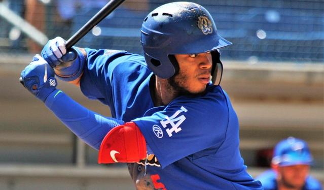 Dodgers Prospect Watch: A Closer Look at Cristian Santana – Think