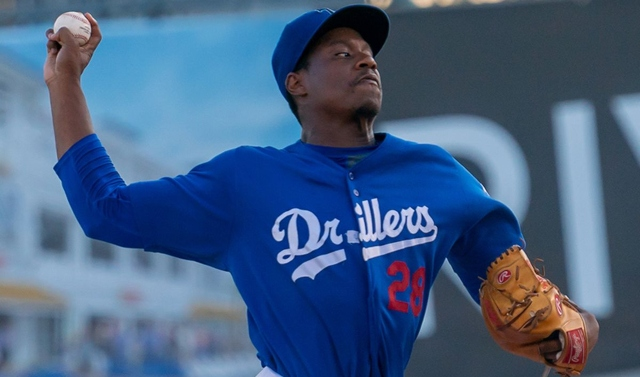 Dodgers Prospect Watch Ranking The Top 5 Starting Pitchers On The Farm Think Blue Planning Committee