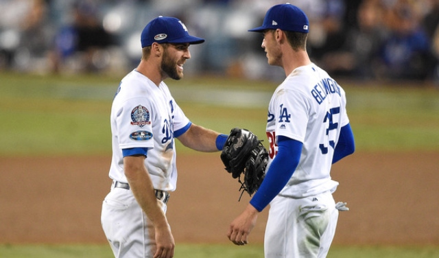 Chris+Taylor+Cody+Bellinger